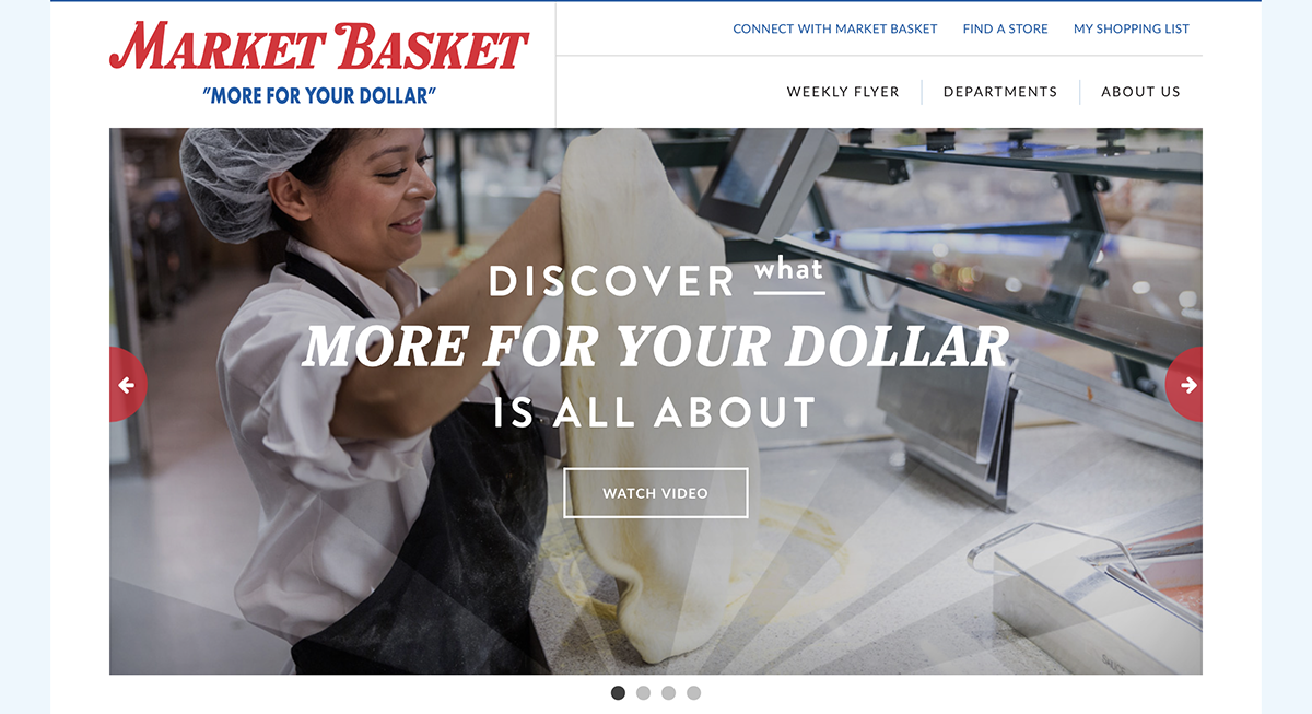 Home | Market Basket