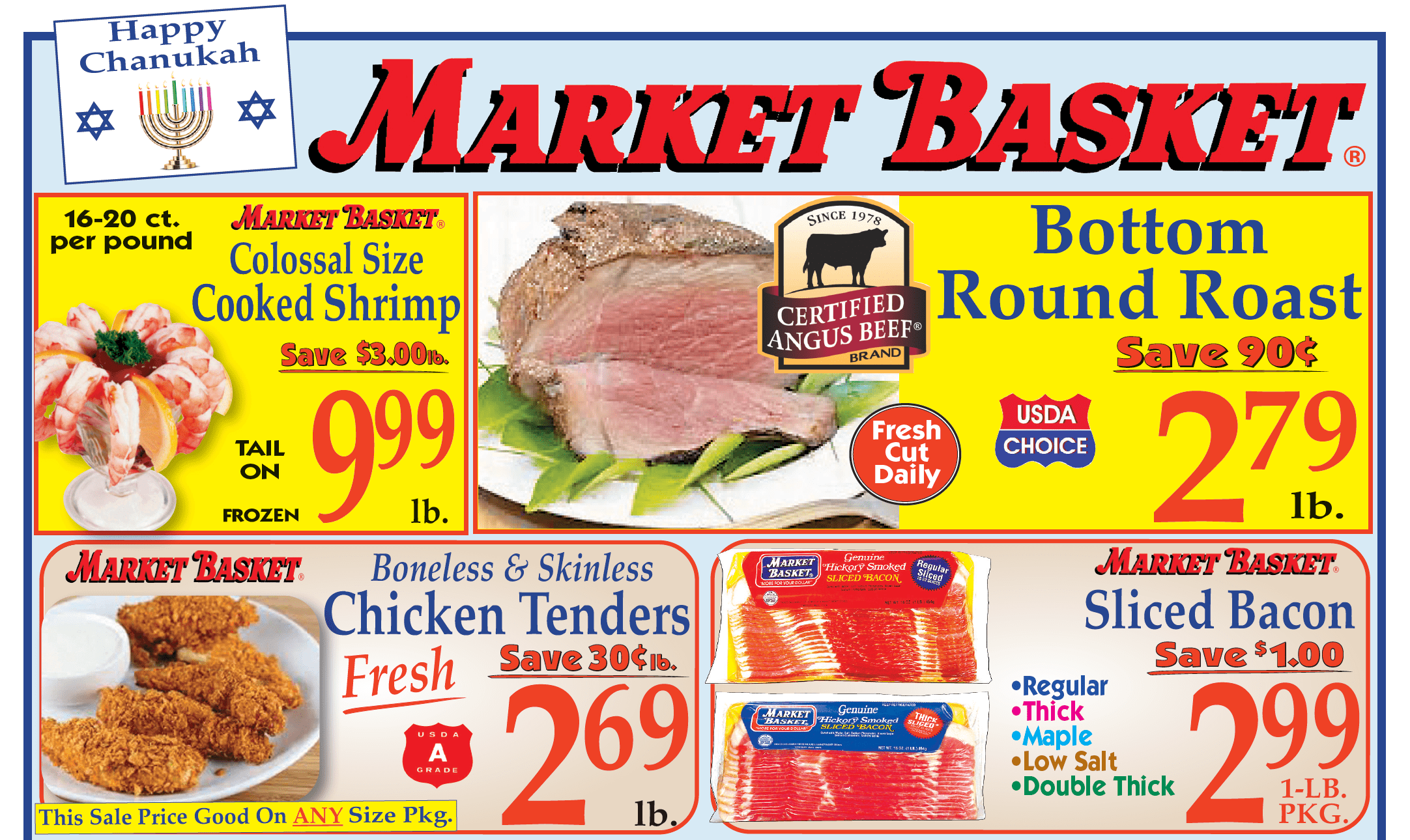Preview Next Week's Flyer | Market Basket